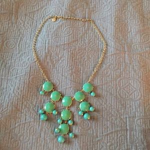 Jcrew bubble necklace